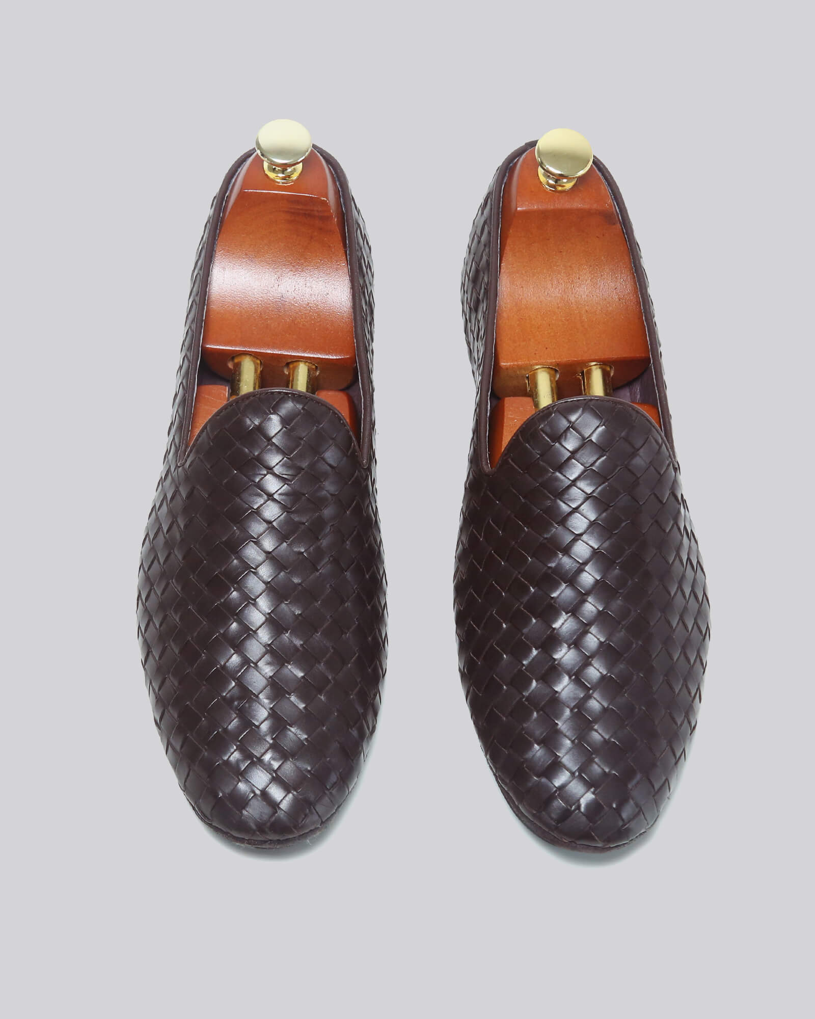 Maharaja moccasins nutella